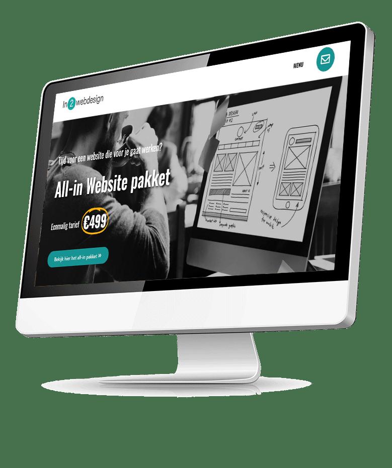 All-in website pakket